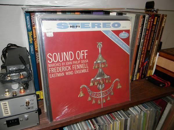 Fennell  sr90264 - Sound Off mercury sealed