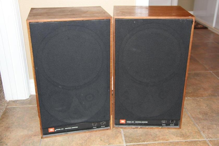 JBL 4311WX-A Control Monitor Speakers