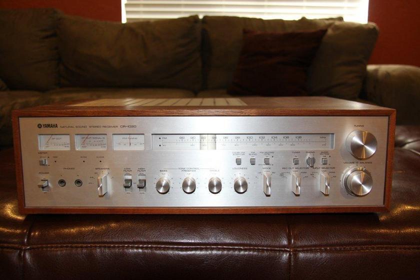 Yamaha CR-1020 Original Owner