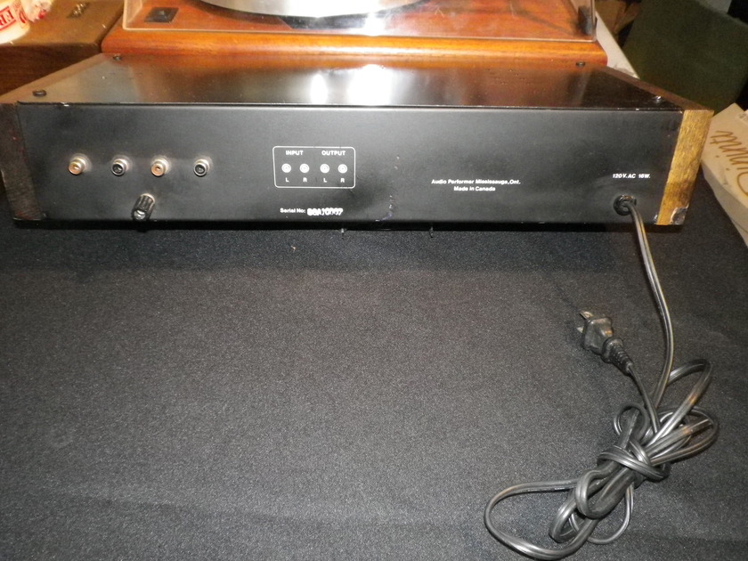 Audio Performer AP-88  Tube Head-Amp