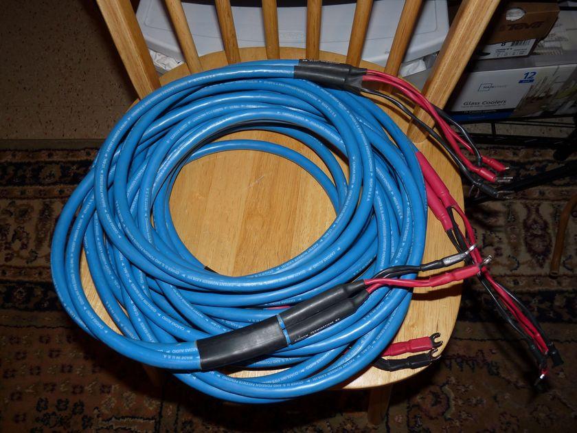 Cardas Quadlink 5 Bi-wire w/ spades