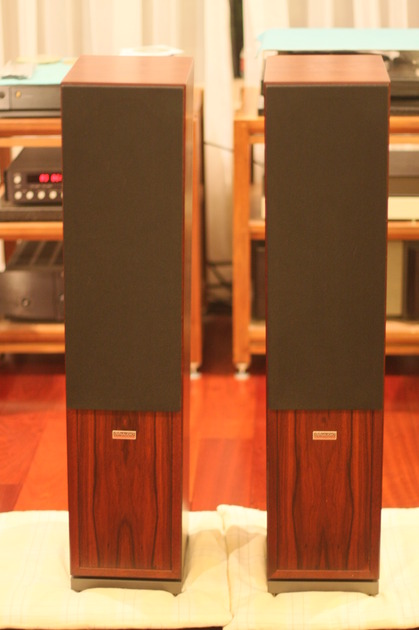 Dynaudio Contour 1.8 mkII Rosewood