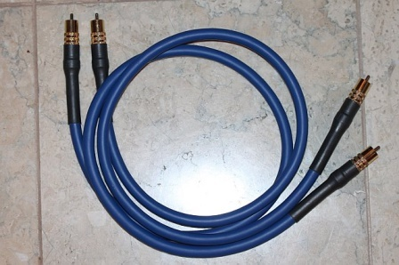Cardas Clear interconnect 1m RCA