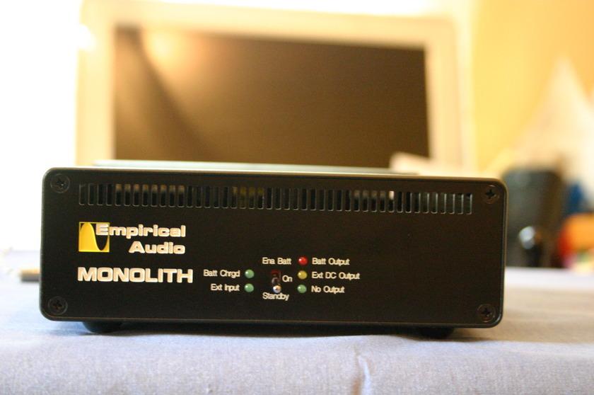 Empirical Audio Monolith -  Battery Power Supply