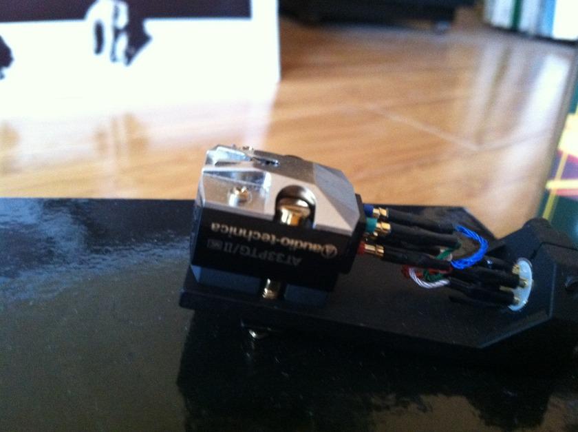 Audio Technica AT33PTG/II MC
