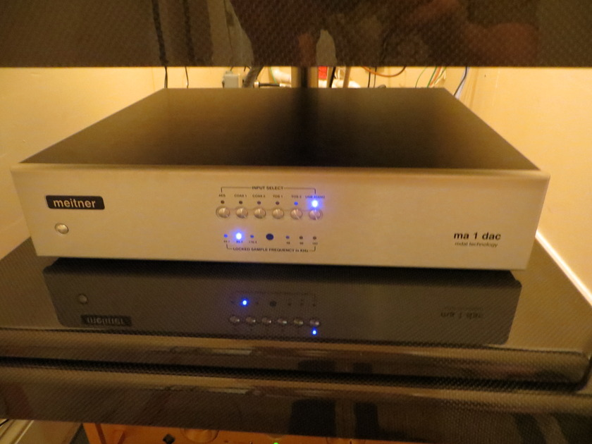 Meitner EMM MA-1 Latest version with DSD/USB