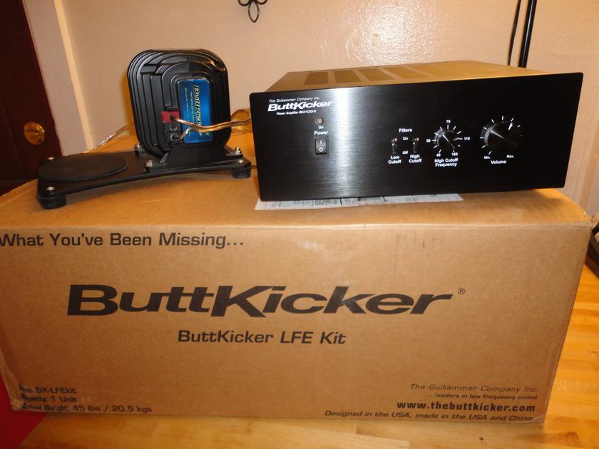 Buttkicker LFE BKA10004A Amplifier complete kit
