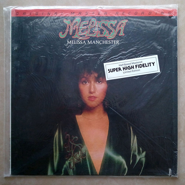 MFSL (Sealed) | Melissa Manchester - - Melissa