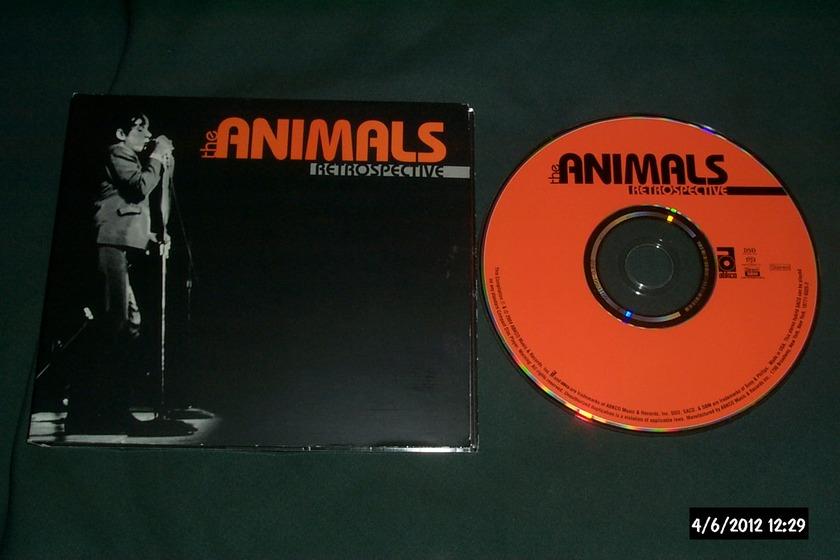 The Animals - Retrospective SACD Hybrid NM