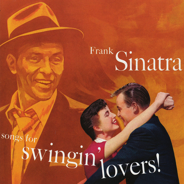 Frank Sinatra - Songs for Swingin' Lovers yellow label  Capitol...NM