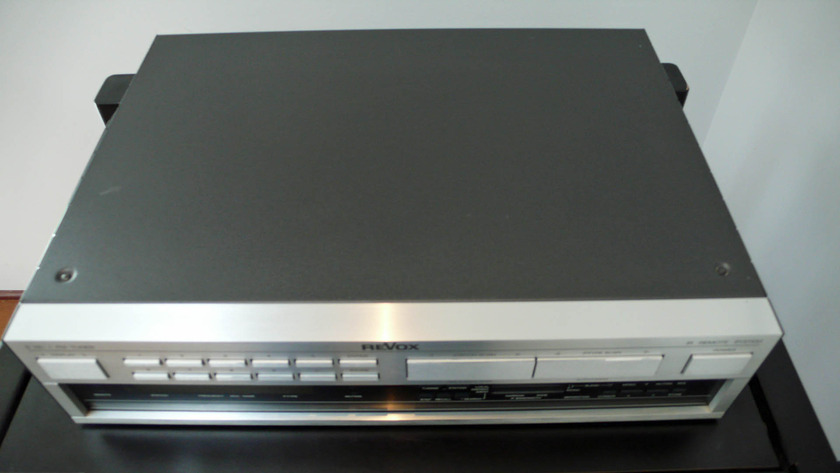 REVOX B160 FM TUNER ORIGINAL OWNER