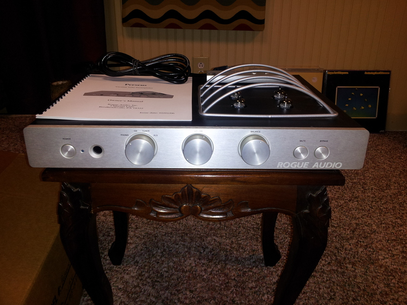 Rogue Audio Perseus one owner, near mint