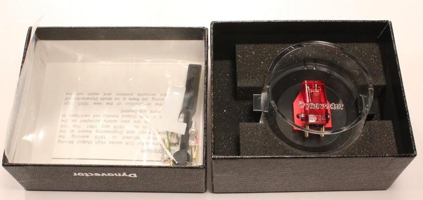 Dynavector 10x5 HO-MC Cartridge