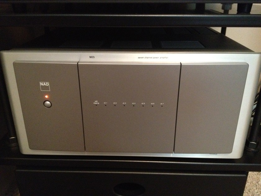 NAD M25  Master Series THX Ultra 2