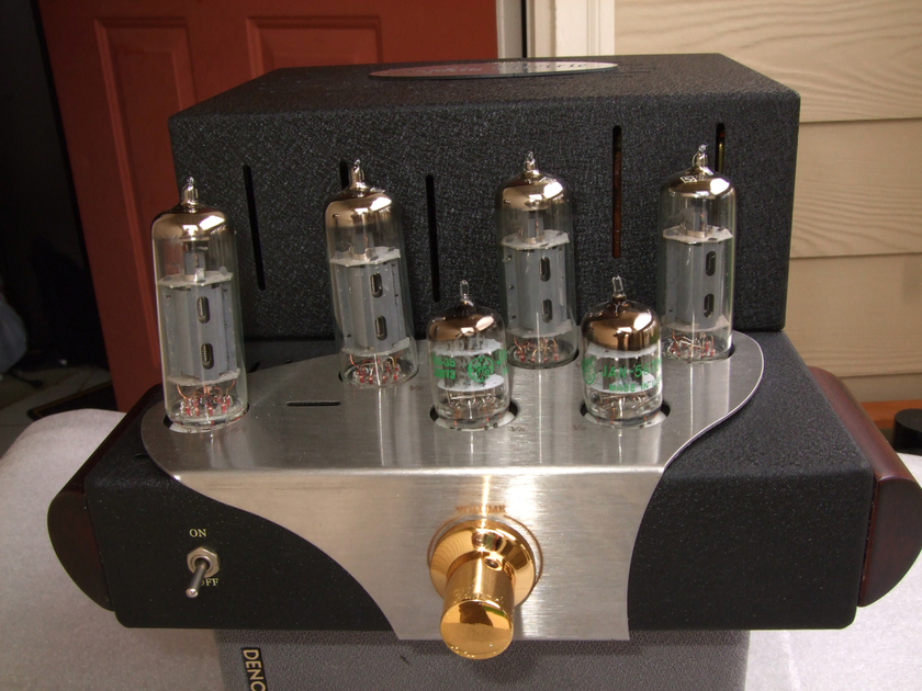 Sophia Electric   S.E.T.™ Music Baby Amplifier  Tube  Integrated Amplifier