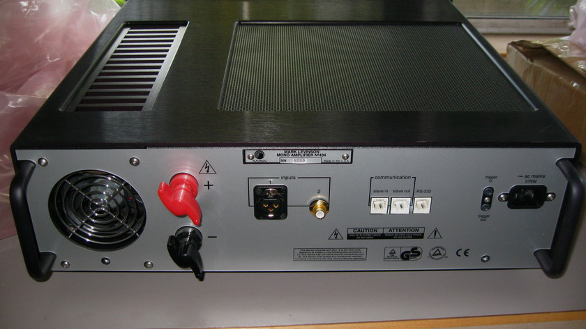 Mark Levinson 434 monoblock like new(see pics)