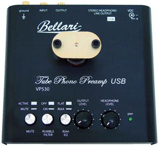 Bellari  VP-530  USB Phono Preamp