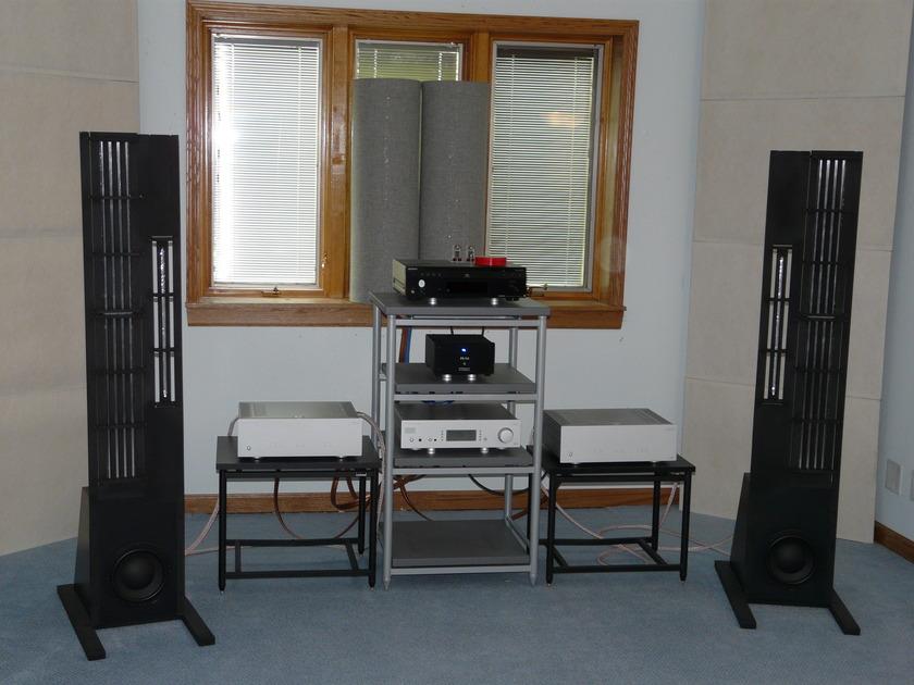 Eminent Technology LFT8B pair speakers