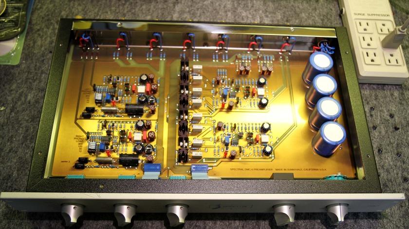 Spectral DMC-6  DIY Project