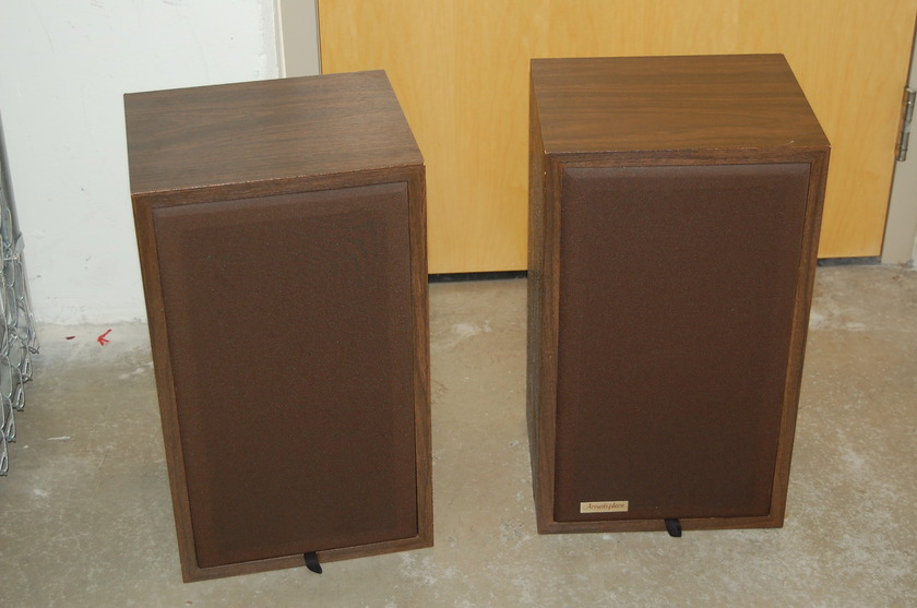Acousti Phase Monitor Speakers Phase 1 Very Good Condition