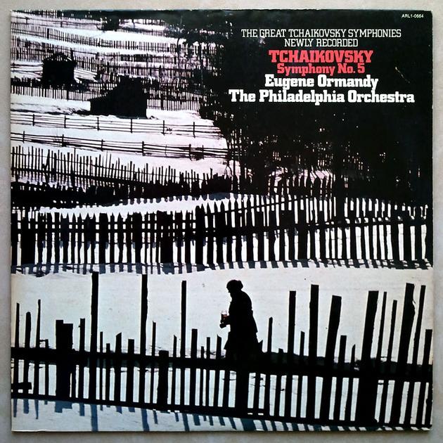 RCA | ORMANDY/TCHAIKOVSKY - Symphony No. 5 / NM