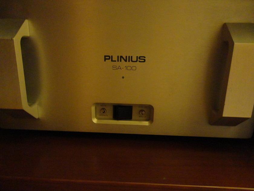 PLINIUS  SA 100 MK III Sliver