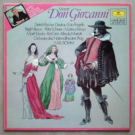 DG | BOHM/MOZART - Don Giovanni (high light) / NM