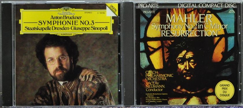 70 Classical CDs, - All Mint CDs, many imports, pictures #2