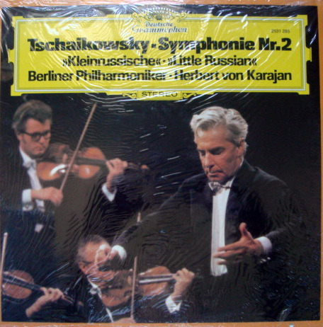 ★Sealed★ DG /  - KARAJAN, Tchaikovsk Symphony No.2 Little Russian!