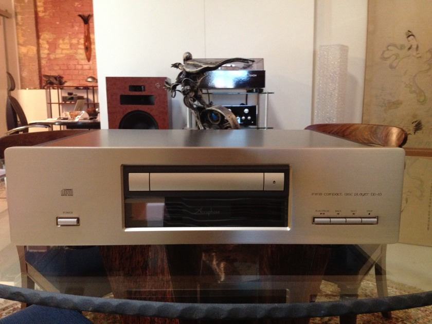 Accuphase  DP-65 The legendary Accuphase sound!