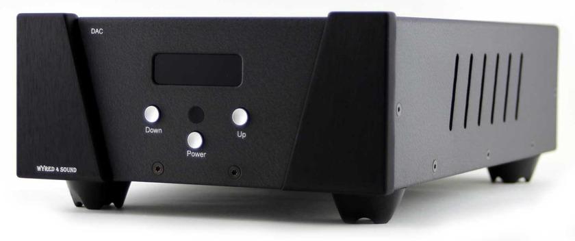Wyred 4 Sound DAC-2 Black