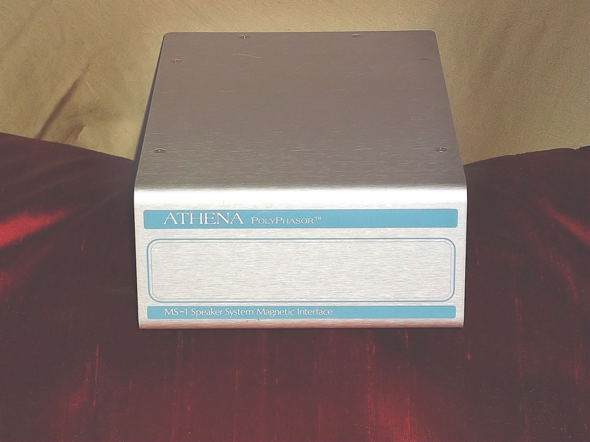 ATHENA Polyphaser  MS-1  Speaker System Magnetic Interface
