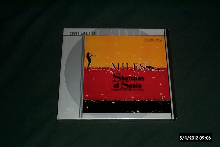 Miles Davis - Sketches Of Spain SACD  NM