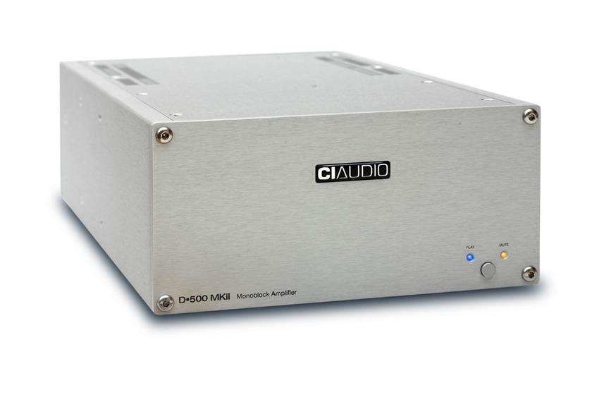 Channel Islands Audio D-500 MKII Monoblock Amplifiers