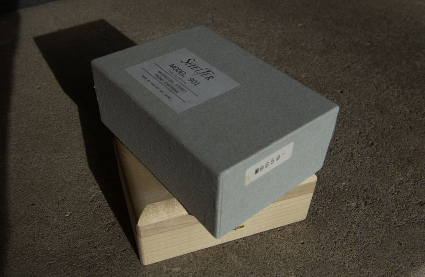 Shelter 901 Moving Coil Cartridge   Re-Tipped by Soundsmith