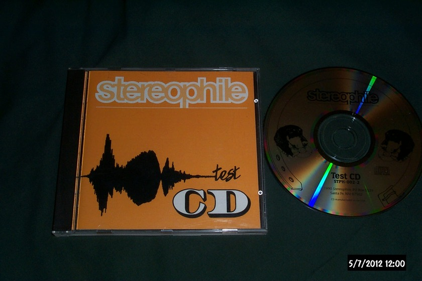 Stereophile - Test CD nm
