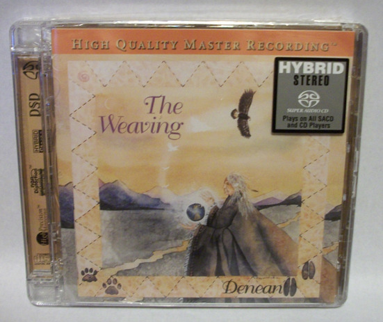 Denean - - The Weaving Top Music SACD
