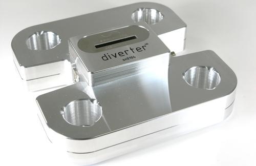 Sonicweld Diverter HR... for connaisseurs only!
