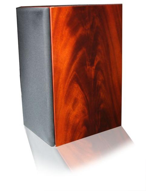 Elemental Designs W6 - 6TC Bookshelf Speakers