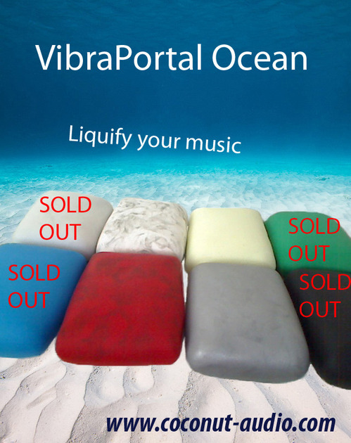 Coconut-Audio VibraPortal Ocean soon gone forever!