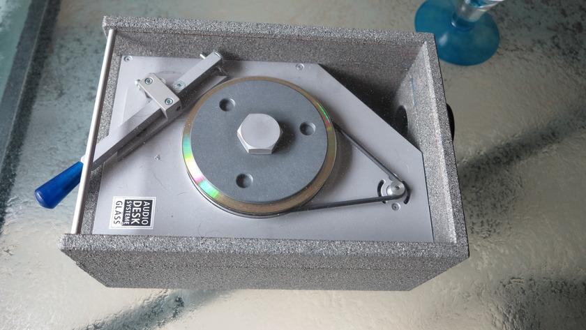 Audio Desk Systeme CD Lathe
