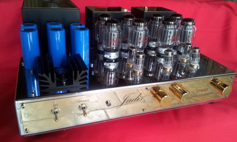 JADIS DA88S integrated amp in mint condition