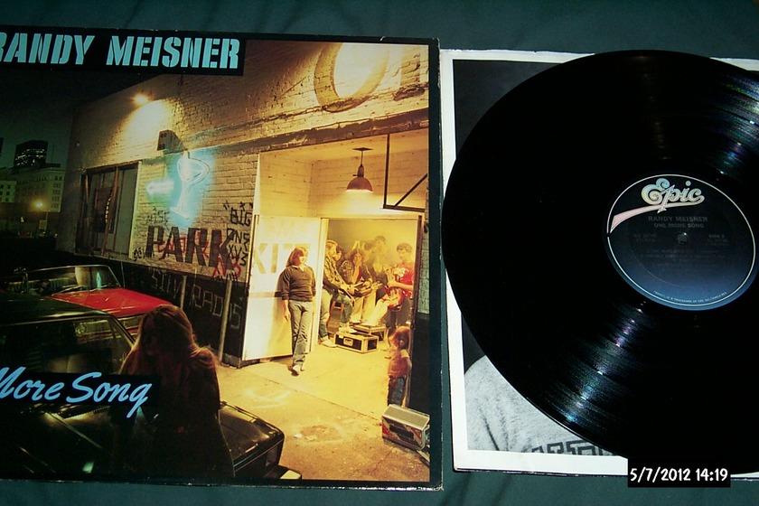 Randy Meisner - One More Song LP NM