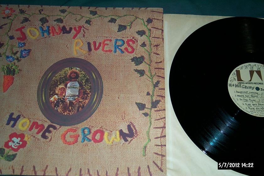 Johnny Rivers - Home Grown LP NM
