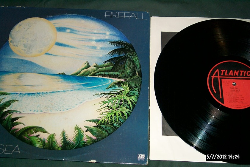 Firefall - Luna Sea LP NM