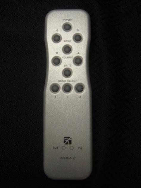 Simaudio MOON CP-8 Flagship Preamplifier/Processor