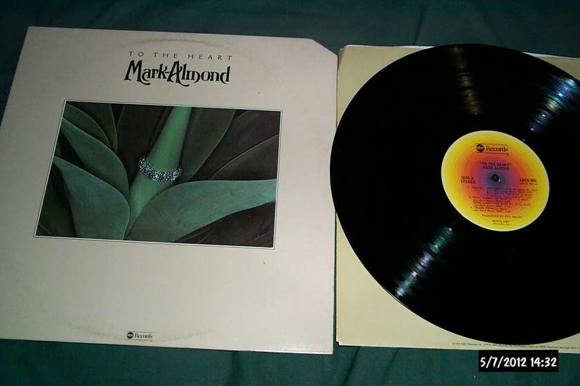 Mark-Almond  - To The Heart LP NM