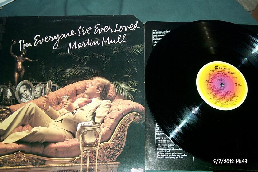 Martin Mull - I'm Everyone I've Ever Loved LP NM