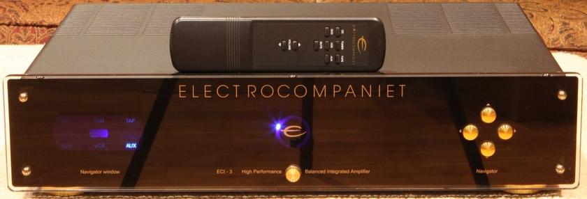ELECTROCOMPANIET ECI3 SE INTEGRATED POWER AMP
