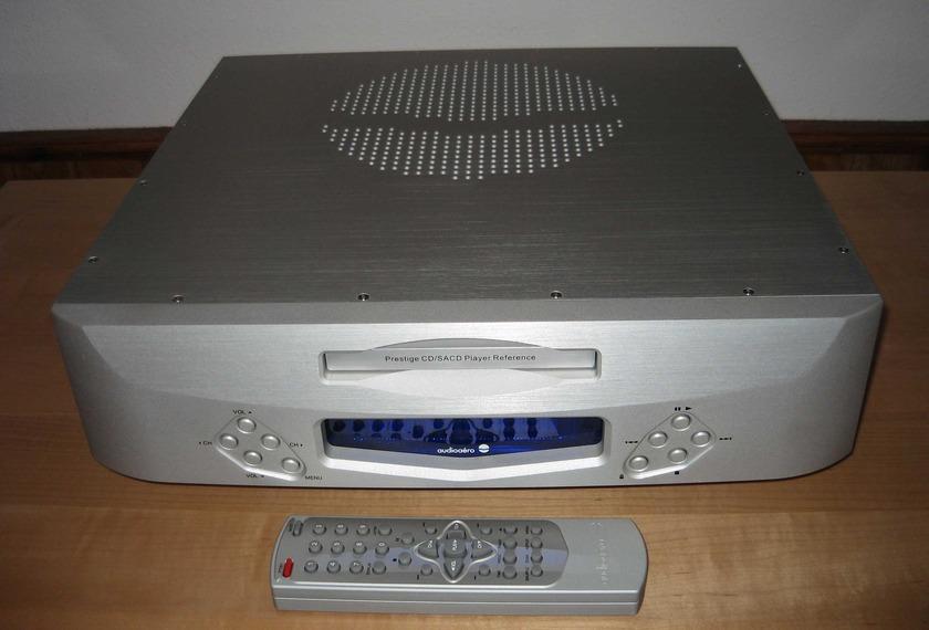 Audio Aero Prestige  SACD/CD player/pre